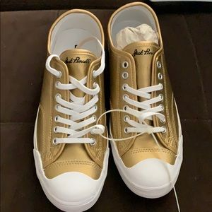 Never worn jack purcell converse